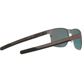 Oakley Holbrook Metal Matte Gunmetal/Torch Iridium Polarized